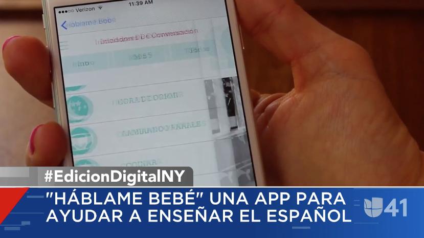 Tus hijos podrán aprender a hablar español con esta app